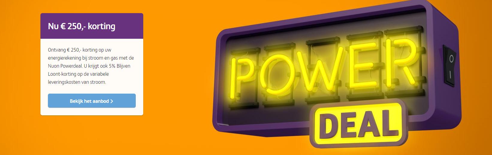 powerdeal nuon